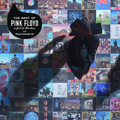 "Pink Floyd : A Foot in the Door: The Best of Pink Floyd VINYL 12"" Album 2 discs"