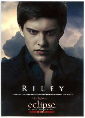 Riley #G-2 Twilight Eclipse Series 2 Neca 2010 Chase Card C1768