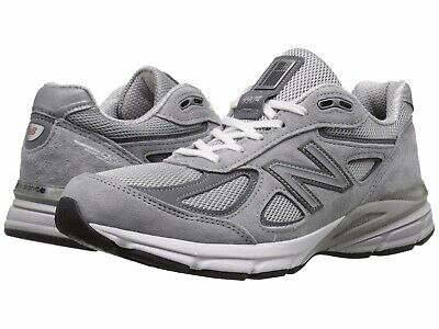 [M990GL4] Mens New Balance M990 v4 Grey Running Shoe - All Widths Available