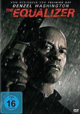 The Equalizer - (Denzel Washington) # DVD-NEU