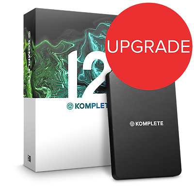 Native Instruments Komplete 12 UPG from K12 Select (Boxed)