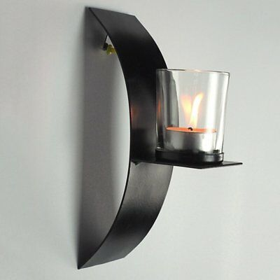 Wall-mounted Candlestick Home Decoration Candle Holder Creative G)