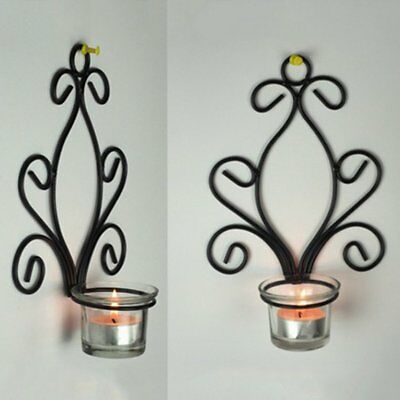 Wall-Mounted Candlestick Home Decoration Candle Holder Creative Ornaments F1