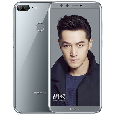 "Huawei 51092CRY Honor 9 Lite 5.65"" Hybrid Dual SIM 4G 3GB 32GB 3000mAh Grey IPS"