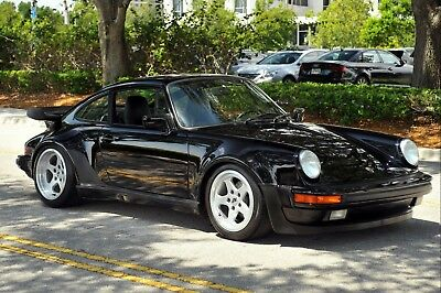 1989 Porsche 911 Turbo 930 3.3L First Year 5spd G50- $10k in recent service - LSD- Last Year G-Body - RUF Wheels