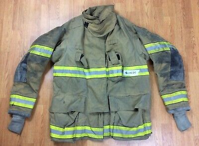 Globe G-Xtreme Fire Fighter Jacket Turnout Coat - 46 x 35 '05