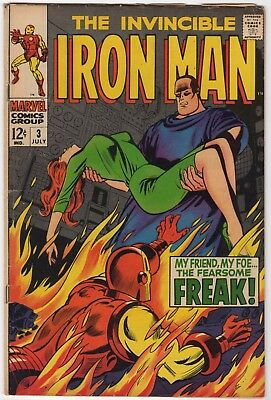 Invincible Iron Man  #3     FN-