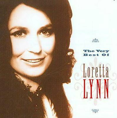 Very Best of Loretta Lynn - Loretta Lynn Compact Disc Free Shipping!