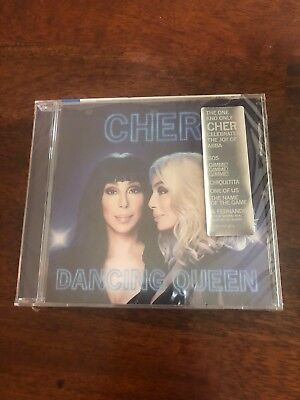 Dancing Queen by Cher [Audio CD] FREE SHIPPING **NEW**