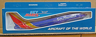 Sky Marks # Skr813 Southwest Airlines B737-800 - 1/130 Scale - New Livery