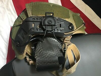crye precision AirFrame style AIRSOFT Helmet opscore helmet + Z Tac Comtac 2`s
