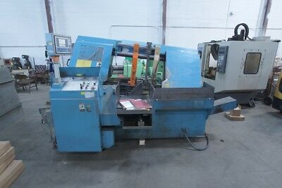 Doall Model C-4100NC Horizontal Band Saw
