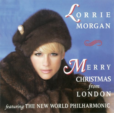 Morgan,lorrie-Merry Christmas From London Cd New