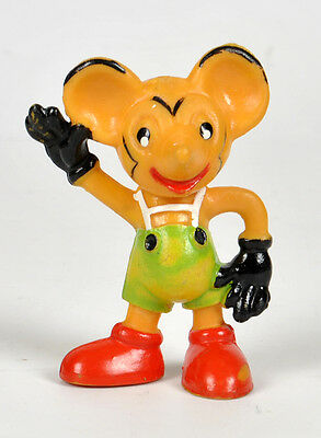 Mickey Mouse Rare vintage doll collection rubber
