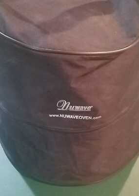 Digital Nuwave Oven 20331 Pro Infrared  black zippered carrying case-TESTED