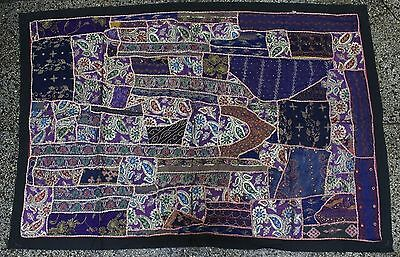 Indian Traditional Home Decor Patch Work Tapestry Full Size Wall Hangings 41
