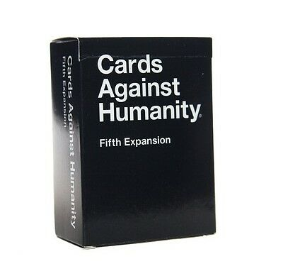 Nuovo Carte Against Humanity: Fifth Espansione