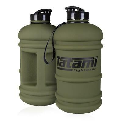 Tatami Large Water Drinks Gym Bottle Martial Arts MMA Fitness Boxing 2.2L