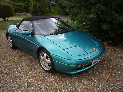 1994 S2 Lotus Elan Turbo Special Edition No 270  Delivery possible.