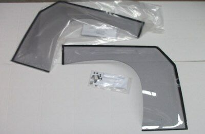 Weathershields Suit Landcruiser  HJ75 & HZJ75 Series Ute Full Size - Aust Made