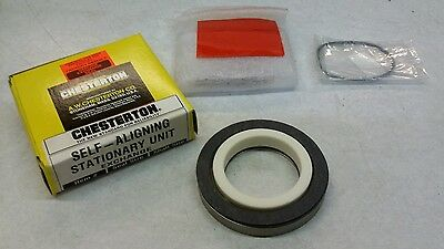 "Chesterton 051210 Self Aligning Seal Size -17 Shaft Size 2.125"" Free Shipping"