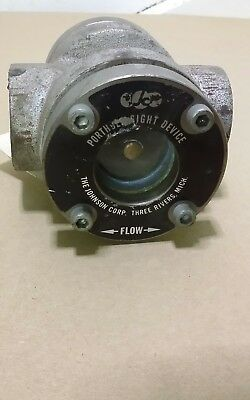 Johnson Corp PSF51 Valve 125WOG Authentic