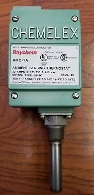 Raychem AMC-1A Ambient Sensing Thermostat (New/Surplus)