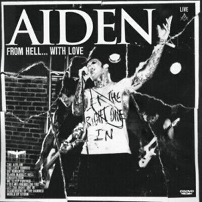 Aiden : From Hell... With Love CD (2010)