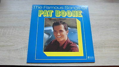 Pat Boone - The Famous Songs Of...