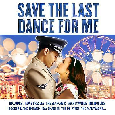SAVE THE LAST DANCE FOR ME NEW 2CD 44 ORIGINAL HITS OF THE 1950's + 1960's