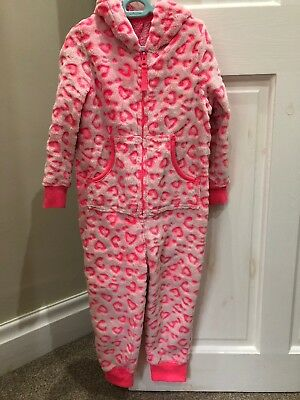 Marks And Spencer  Age 3-4 Girls One Piece