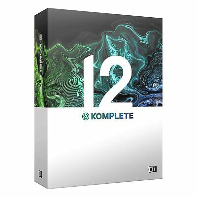 Native Instruments KOMPLETE 12 Virtual Instruments & Effects Collection (Update)