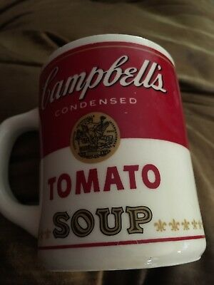 8a59475920c VINTAGE CAMPBELL'S CONDENSED Tomato Soup Mug Coffee Cup Tea