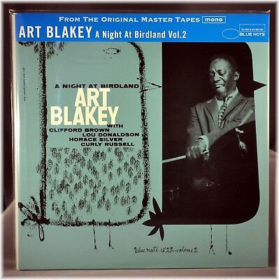 Art BLAKEY Night At V2 JAPAN 200G VINYL LP Blue Note Premium MONO Master DBLP-36