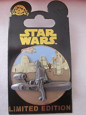 Star Wars Disney 2016 #4 Pin Of The Month: Tatooine New Limited Edition