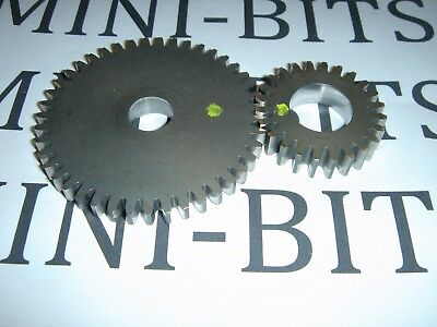 MINI Cooper S Supercharger Water Pump Drive PTO GEARS. (Only Set in Stock)
