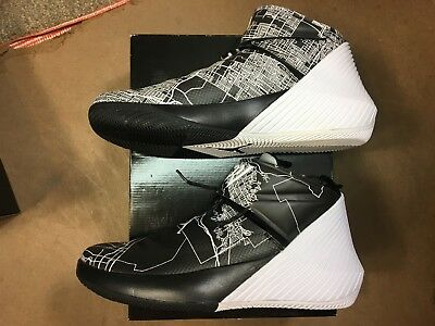 28fb330488e4 NIKE AIR JORDAN Why Not Zer0.1 Westbrook White Black Jade AA2510-103 ...