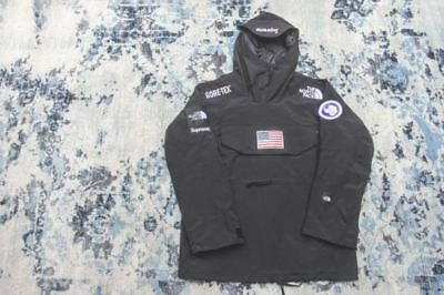 Supreme x The North Face Gore Tex Water Proof Pullover Jacket Transatlantic