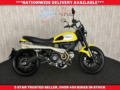 Ducati Scrambler Scrambler Icon Abs Mot Till June 2019 Low Miles 2015 15