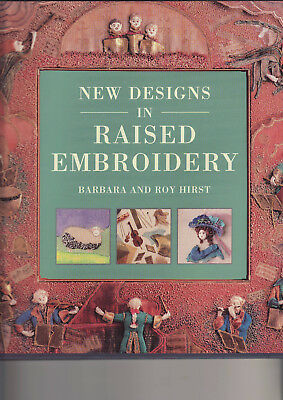 CRAFT BOOK - 'New Designs in Raised Embroidery'