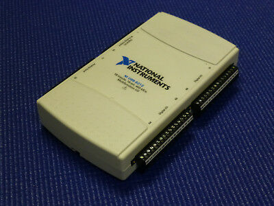 National Instruments USB-6212 Data Acquisition Card, NI DAQ, Multifunction