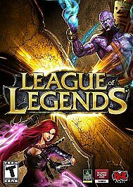 League of Legends Account | NA | Level 4-11 | 5 Champions or more