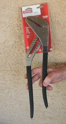 """New Craftsman 16"""" Arc Joint Pliers Made Usa # 45384"""