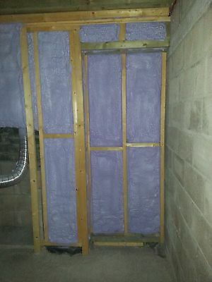 spray foam insulation-sprayed foam wall insulation