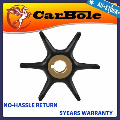 Ideal outboard Impeller for JOHNSON OMC EVINRUDE 277181 434424 18-3001 500350