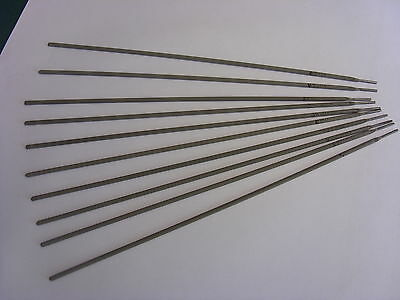 10 x 1.6 mm Stainless Steel Welding Electrodes / Rods 316L Marine Grade E3116