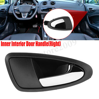 Door Handle Inner Inside Interior Front Right Side For SEAT Ibiza 2009-2012