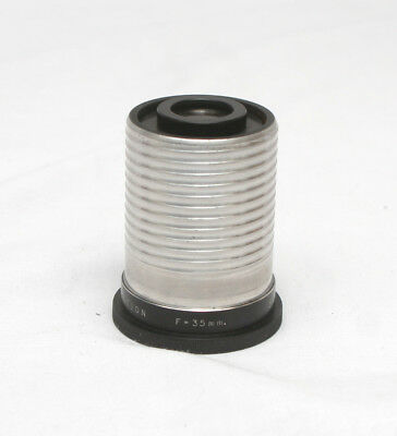 Used Dallmeyer 35mm Projector Lens