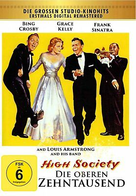 High Society - Die Oberen Zehntausend - Digital Remastered # DVD-NEU