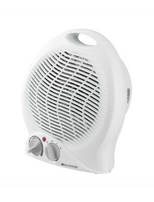 Levante Fan Heater 2Kw 2000w Upright Thermostat Portable Electric Adjustable